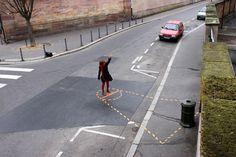 Democratie Creative: interactive street art
