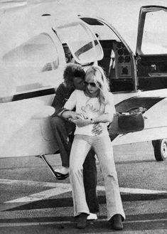 Johnny and Sylvie