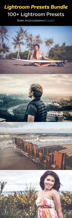 Lightroom Presets Bundle - this bundle includes a total of 113 presets. You'll get matte presets, film-inspired presets, haze presets, cinematic presets, and cross processing presets. The presets are compatible with Lightroom 4, 5, 6, and CC.