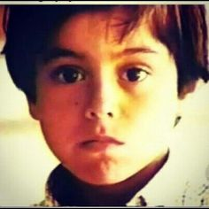 Enrique had a dad that was also famous. He did not want to get famous based off his fathers fame.
