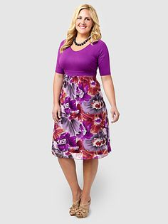 Plus Size Leaves in Plum and Purple Half Apron with Silver Jacquard Gift for Women Party Apron Plus Size Clothing Special Occasion