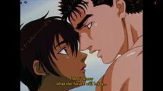 Guts and Casca Berserk, Aesthetic Girl, Aesthetic Anime, Watch Manga, Otaku, Medieval, Anime Pixel Art, Black Anime Characters, Anime Screenshots