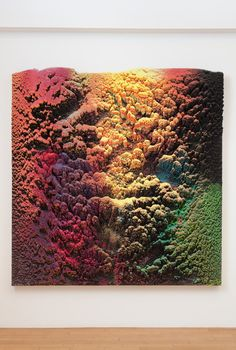 Dylan Gebbia-Richards is an artist based out of Boulder, CO. Encaustic Art, Art Techniques, Art And Architecture, Picture Wall, Art Boards, In This World, Contemporary Art, Abstract Art, Art Gallery