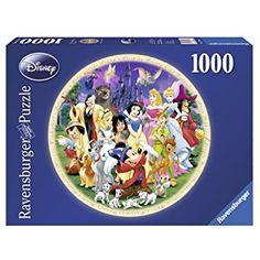£12 Ravensburger Wonderful World Disney 1000 piece jigsaw puzzle: Amazon.co.uk: Toys & Games