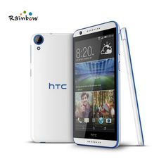 "Factory Unlocked D820 Original HTC Desire 820 Mobile Phone 5.5"" Octa Core 2GB RAM 16GB ROM 13.0MP Camera Android 4.4 3G 4G LTE"