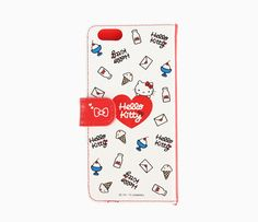 Hello Kitty iPhone 6 Plus Case: Teddy Collection