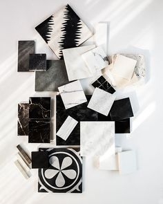 Zach DeSart Photography black and white palette mood board. See more inspirations at Colour Pallete, Colour Schemes, Interior Design Inspiration, Color Inspiration, Design Ideas, Mood Board Interior, Material Board, Mood And Tone, Mood Images