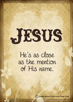 Yes, He is!!❤❤❤