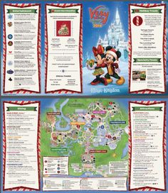 2020 Mickey's Very Merry Christmas Party (map, best dates, touring Disney World Map, Disney World Christmas, Mickey Christmas, Disney Holidays, Disney Vacations, Disney Trips, Disney Travel, Family Vacations, Disney Planning