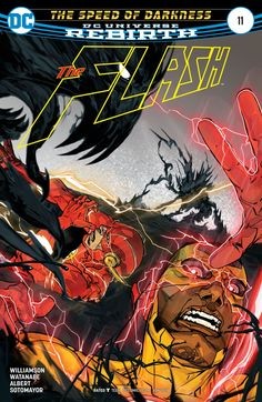 Joshua Williamson Talks Tower Of Darkness, Shade And Where The Flash Is Going