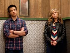 """iCarly""... the feels!!!!!!!!!!!!"