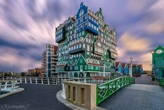 Photo Little houses Zaandam by Dennis Polman on 500px