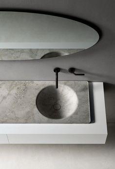 New bathroom spa decor ideas sinks 67 Ideas Spa Bathroom Decor, Bathroom Sink Taps, Modern Bathroom Sink, Modern Shower, Modern Bathroom Design, Bathroom Pink, Bath Design, Washroom Tiles, Stone Bathroom