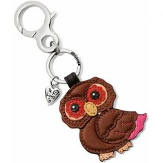 Brighton is known for its exquisitely crafted women's handbags, jewelry, and charms for bracelets, along with many other stylish accessories. Brighton Handbags, Owl Always Love You, Key Fobs, Cute Animals, Charmed, Personalized Items, Stylish, My Style, Owls