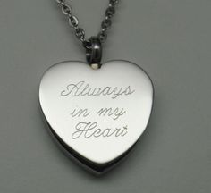 PURPLE HEART CREMATION URN NECKLACE CREMATION JEWELRY MEMORIAL KEEPSAKE PENDANT ↪ Now only  $11.99 #cremationjewelry  #holyurns  #love  #ebay #amazoncollections #love