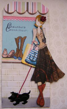 The Chaussure Connoisseur-Prima Doll Tag June 2014