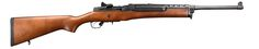 Ruger Mini-14 - M1 Garand style action, but with a detachable magazine and in .223