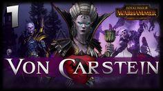 Beauty and Horror! Total War: Warhammer - Von Carstein Campaign