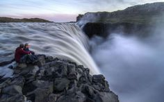 Dettifoss, Iceland #waterfall #iceland #nature #landscape See more of iceland at www.yestravel.is