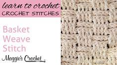 basket-weave-crochet-stitch tutorial
