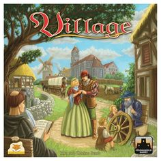 Stronghold Games Village, Board Games