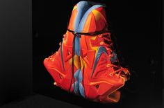 "Nike LeBron 11 (XI) ""Forging Iron"" & Packaging (New Detailed Pictures)"