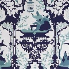 modern chinoiserie patterns - Bing Images