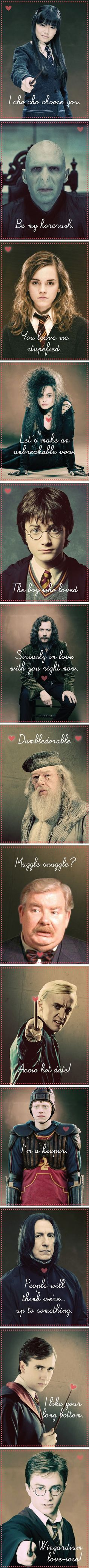 A Very Potter Valentine
