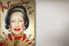 ABOUT DIANA VREELAND | DIANA VREELAND - The Eye Has To Travel