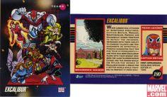 Make Mine Marvel - Marvel Universe Trading Cards Series 3 [1992]