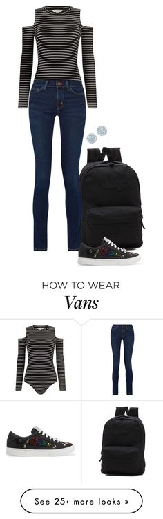 """""""Realm Empire."""" by foreverforbiddenromancefashion on Polyvore featuring Miss Selfridge, Vans, M.i.h Jeans, Marc Jacobs and Tiffany & Co."""