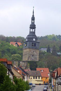 Oberkirche von Bad Frankenhausen