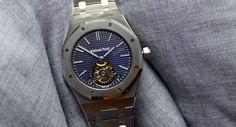 30 Minutes on the wrist with the Audemars Piguet Royal Oak Extra-Piatto Tourbillon