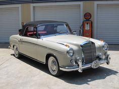 Silver Star Restorations Mercedes Benz Specialist W 128 220 SE Cabriolet