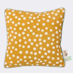 Ferm Living Kids Dots Cotton Throw Pillow