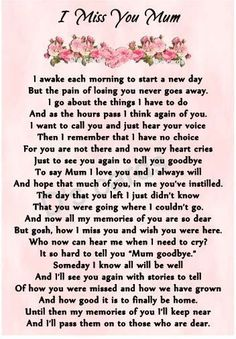 Missing you so much today and always. 03-02-14 - 03-02-17.