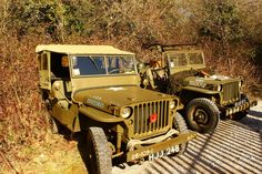 Jeep Retro Willys MB  Cars