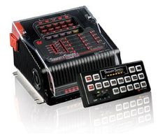 Buy Programmable siren/light controller with remote-mount 100/200 watt amplifier at majorpolicesupply.com