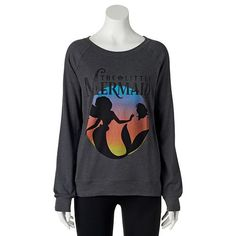 DisneyThe Little Mermaid Reversible Sweatshirt - Juniors #Kohls