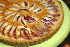 The Italian Dish - Posts - PlumTart Don't refrigerate pastry dough overnight-way too firm! Only used 5 plums. Had to bake crust a bit longer than recipe indicated. Will serve with bourbon infused whipped cream.