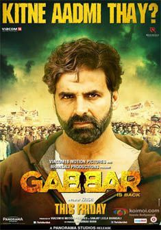 Gabbar is Back full Movie Download Akshay Kumar
