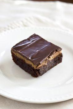 Buckeye Brownie Recipe