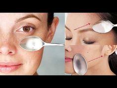 Rejuvenece con una cuchara / Remedios naturales Reafirmar la piel - YouTube