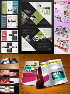 GraphicRiver Brochures Collection Pack 2