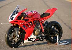 1170 RS Ducati Racing