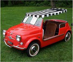 forget a golfcart, i want one of these!