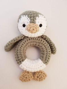 Thrilled to release my Playful Penguin crochet pattern. $1 from every pattern sale will be donated to SANCCOB for rescue and rehabilitation of marine birds.