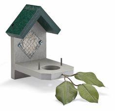 hummingbird birdhouse | Home > Hummingbirds Feeders > Hummingbird House > Duncraft Hummingbird ...