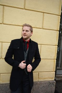Overcoat season is about to be finished!  #helsinki #tampere #suit #suits #style