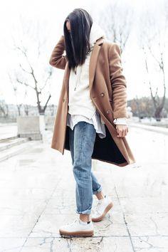 Alex's Closet - Blog mode et voyage - Paris | Montréal: EDGY BEIGE